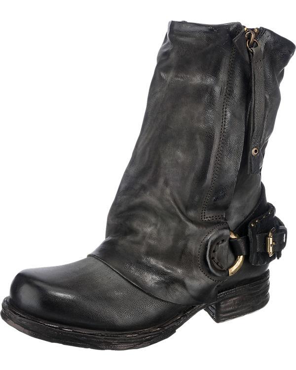 grau 98 S A SAINTEC A 98 S Stiefel w015tqZ
