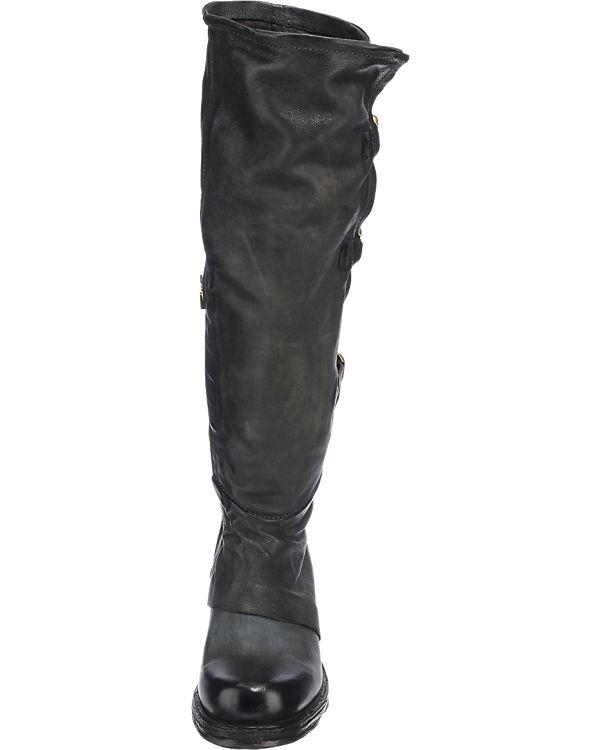 A.S.98, A.S.98 SAINTEC Stiefel, grau grau grau 95ad8a
