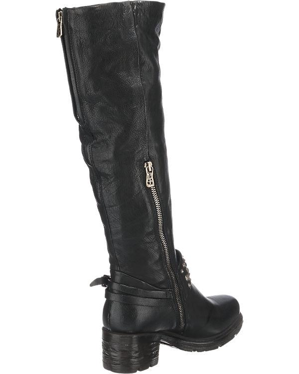 A.S.98, A.S.98 NOVA17 NOVA17 NOVA17 Stiefel, schwarz 6b9a91