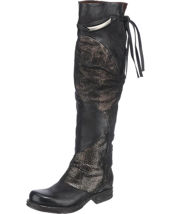 S A S SAINTEC A schwarz Stiefel 98 98 P46qS