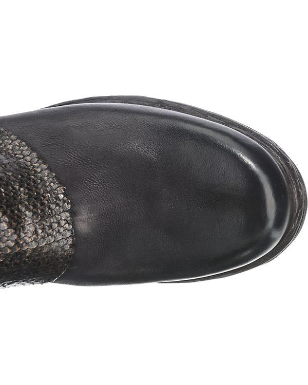 schwarz SAINTEC S 98 98 A S A Stiefel a01xPqwX