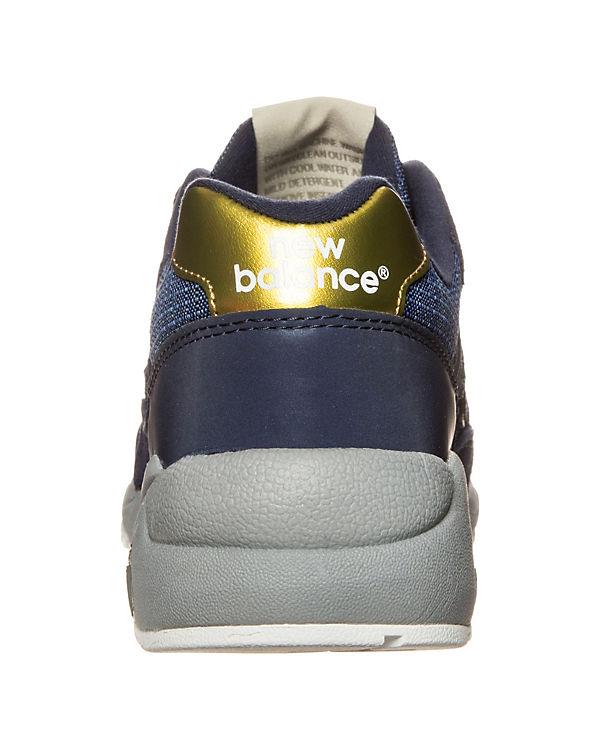 new Sneaker balance, New Balance WRT580-JD-B Sneaker new Damen, blau d6e602