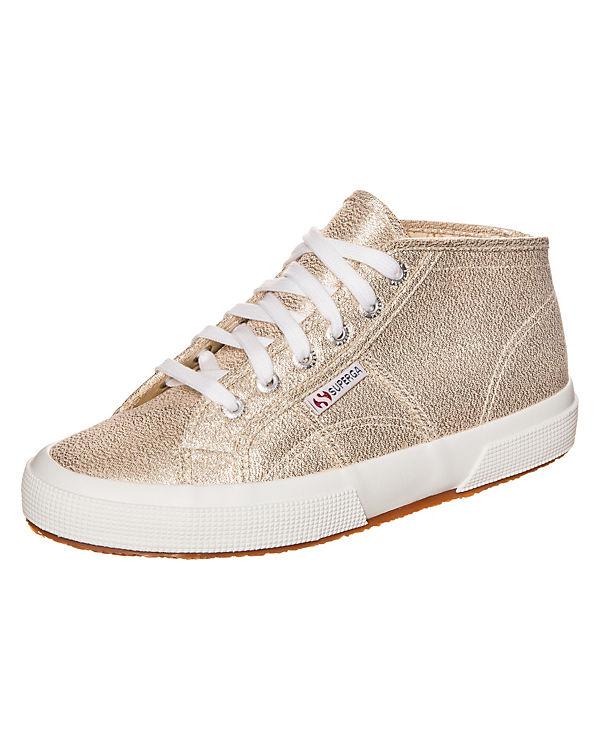 Superga® Superga 2754 Lamew Sneaker Damen gold