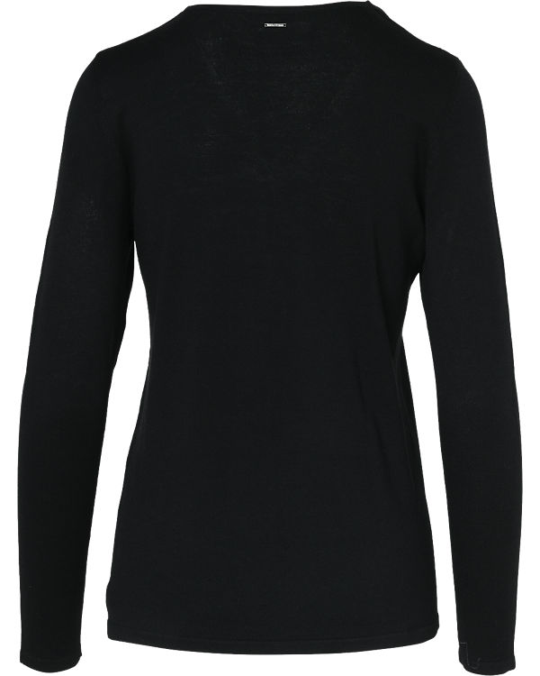 schwarz Oliver schwarz Pullover s Oliver s s Pullover BTqUw5