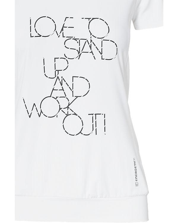 Energetics T Gapela Shirt weiß Energetics Gapela T Shirt Energetics Shirt weiß T wqRUFIO