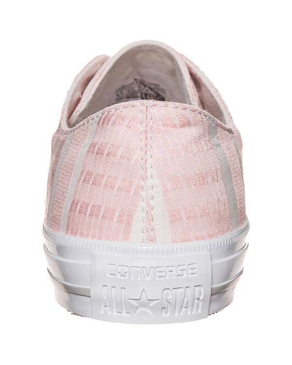 Taylor Converse Star Chuck All CONVERSE Sneaker OX Gemma rosa wExdq7