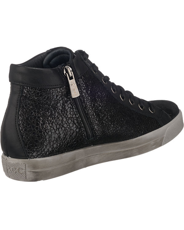 CO IGI IGI Sneakers schwarz amp; CO amp; ZaBqaxw8
