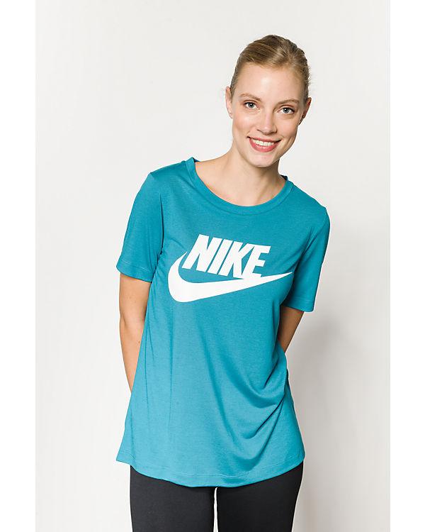 Outlet Beste Geschäft Zu Bekommen NIKE T-Shirt petrol Billig Vermarktbare zORajTO0