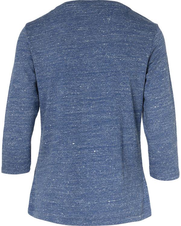 4 blau Q 3 Shirt S Arm PTCUTq