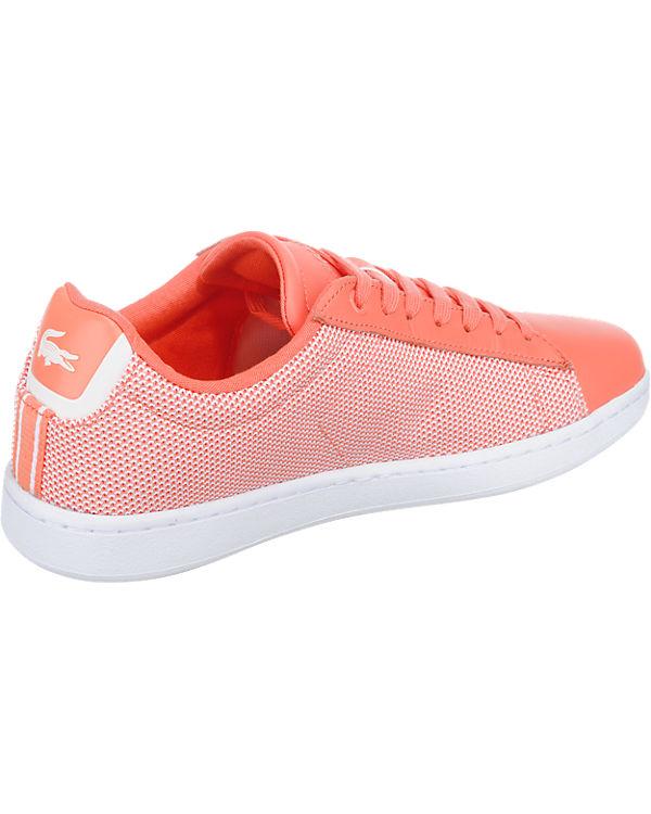 117 orange Sneakers Carnaby Evo LACOSTE LACOSTE LACOSTE LACOSTE 1 w1O7qqXx