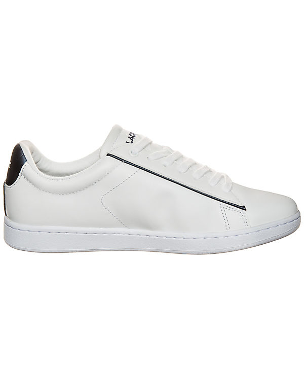 Carnaby weiß LACOSTE Sneaker Evo Lacoste 5fxq1R