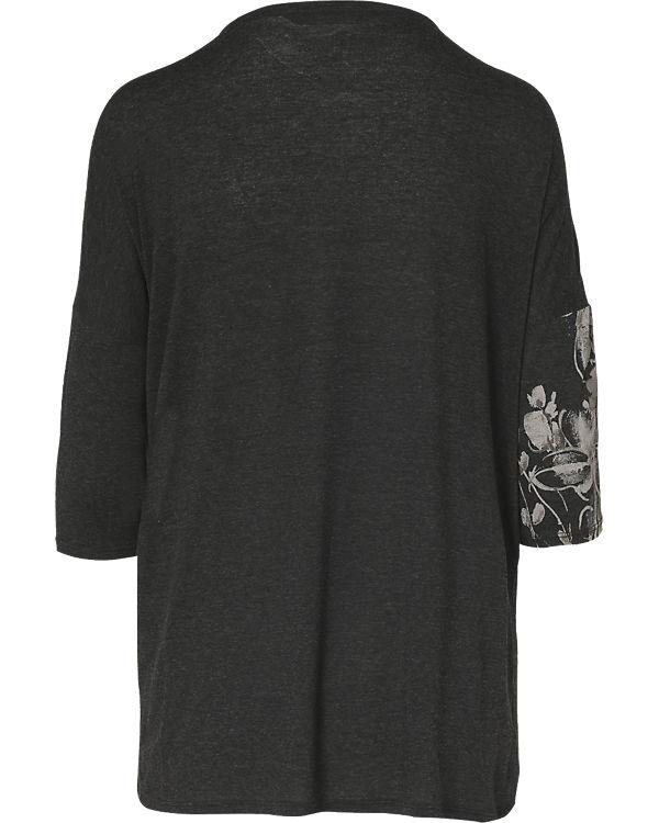 Desigual Arm 3 Shirt schwarz 4 TxrwT1qF