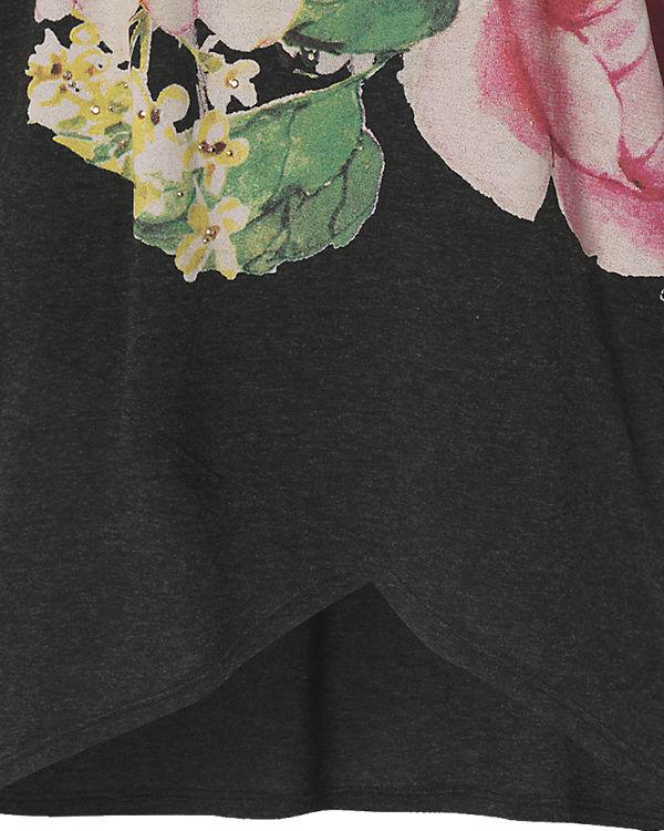 Shirt 3 Desigual 4 schwarz Arm OgXwwCpx