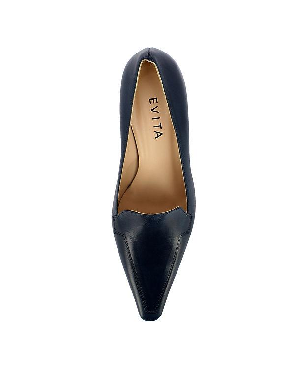 Evita Pumps blau Shoes Shoes Evita YS4qc