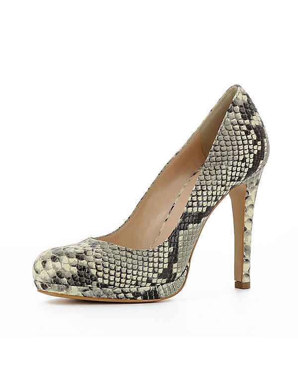 Shoes Pumps Evita khaki Evita Shoes Fdqdg