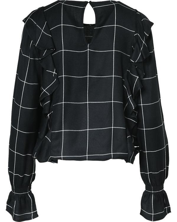 REVIEW Bluse schwarz