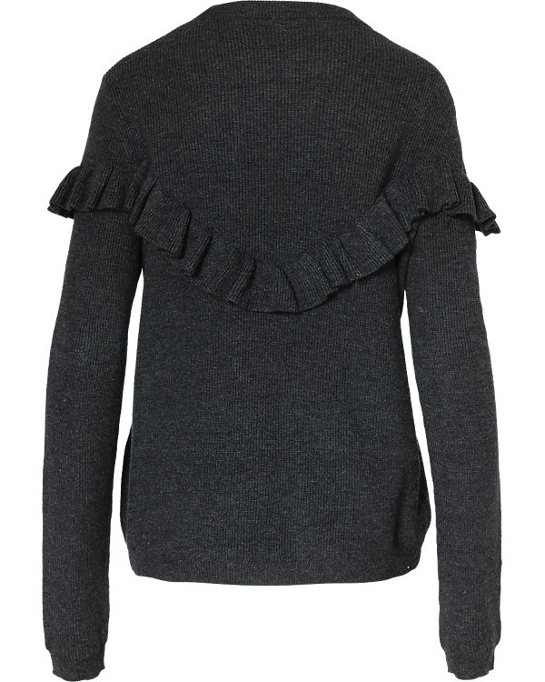 REVIEW Pullover anthrazit