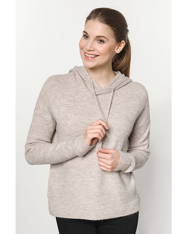 REVIEW Pullover beige