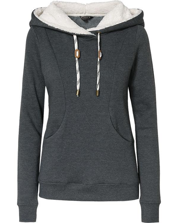 Mit Mastercard Online-Verkauf Kaufen Angebot Billig Einkaufen REVIEW Sweatshirt anthrazit Laden Verkauf 9QOdpc