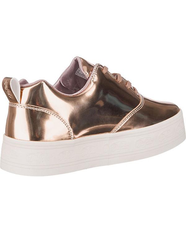 BUFFALO BUFFALO Low rosegold rosegold BUFFALO Low Sneakers Low Sneakers rosegold Sneakers r7qr4w0