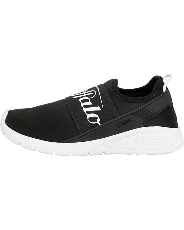 BUFFALO BUFFALO schwarz Modell 1 Sneakers UnTqxnHA