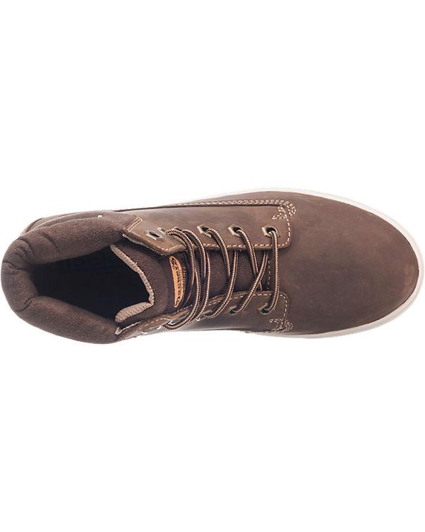 Dockers by Gerli, Dockers Sneakers, by Gerli 35PR201-400320 Sneakers, Dockers braun e66b4b