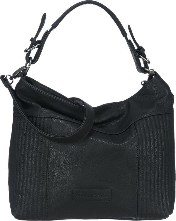 Fritzi aus Preu脽en Estefania Handtasche schwarz