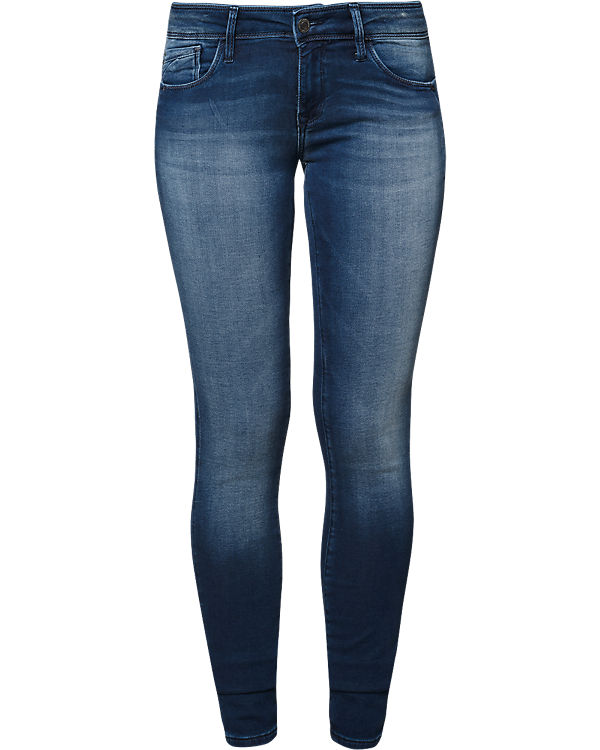 Mavi Jeans Adriana Super Skinny blau