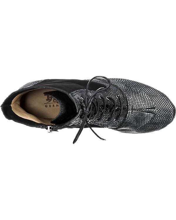 Tiggers®, Tiggers® Lara Stiefeletten, schwarz schwarz schwarz f5d9f1