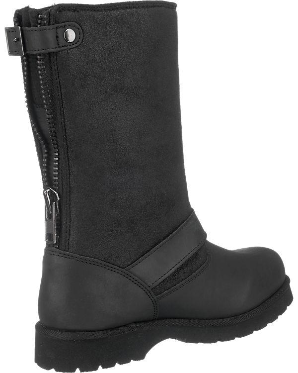 Stiefel 1 schwarz BUFFALO Modell BUFFALO 5w4FU4