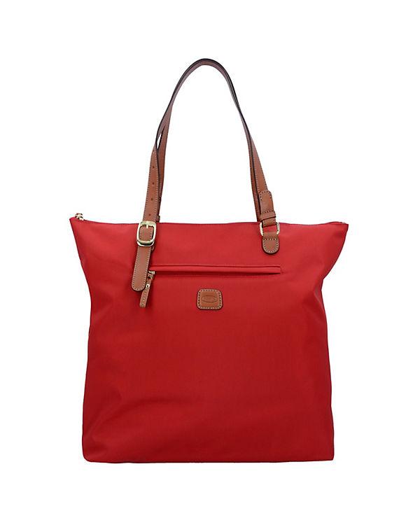 Bric's Bric's X-Bag Shopping 33 cm rot