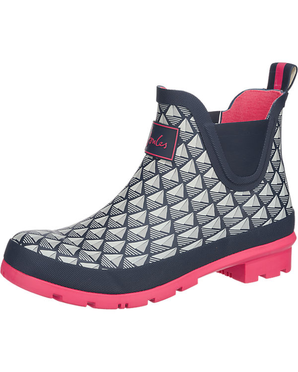 Printed Gummistiefel Tom dunkelblau Height Mid Joule Welly 8wqwCZ