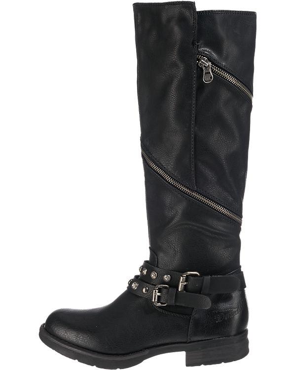 TOM TAILOR, Klassische Klassische Klassische Stiefel, schwarz 8a0817