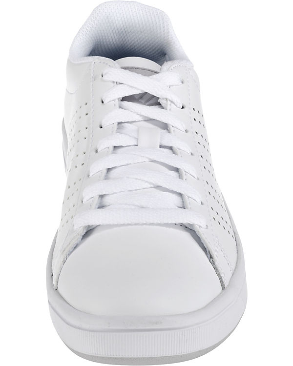 Low Casper SWISS grau Court weiß K Sneakers Zq6IaxwF
