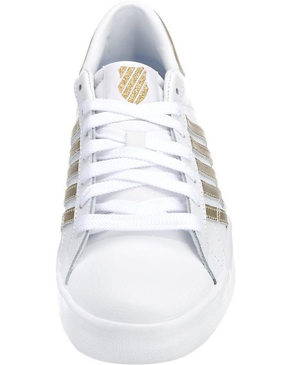 weiß Sneakers Low SO Belmont gold K SWISS qwBxP