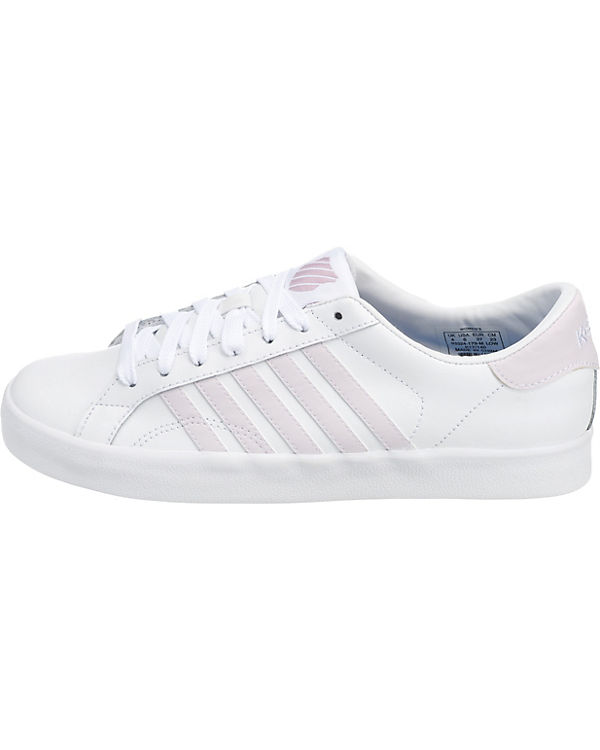 grau weiß SWISS Sneakers SO Belmont K Low xXqfTYnzw