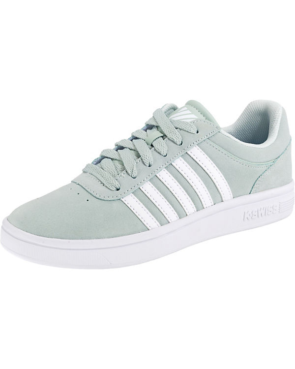 Court grün weiß K Low Cheswick Sneakers SDE SWISS 5qnnBS8O