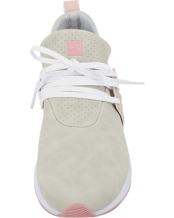 Project Sneakers grau Delray WAVEY Low PrxqfPAFw