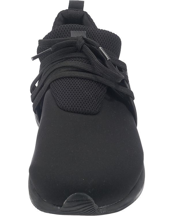 Wavey Project schwarz Sneakers Delray Low 5OfnwH6qx