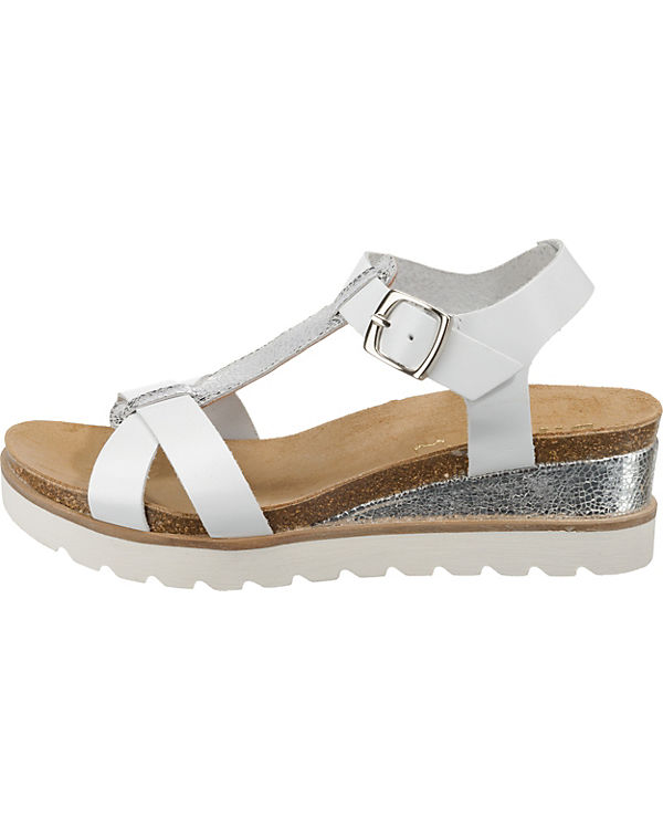 Sandalen Double Steg You weiß T 1ttwZX