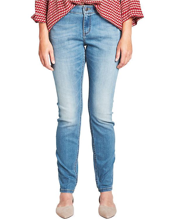 TRIANGLE Jeans Fancy blau