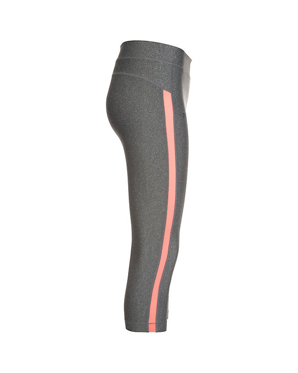 CoolSwitch Under Trainingstight Armour Capri grau orange Sx4FPqw