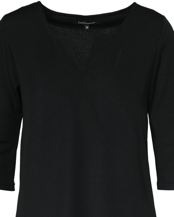 EMOI Jerseykleider schwarz