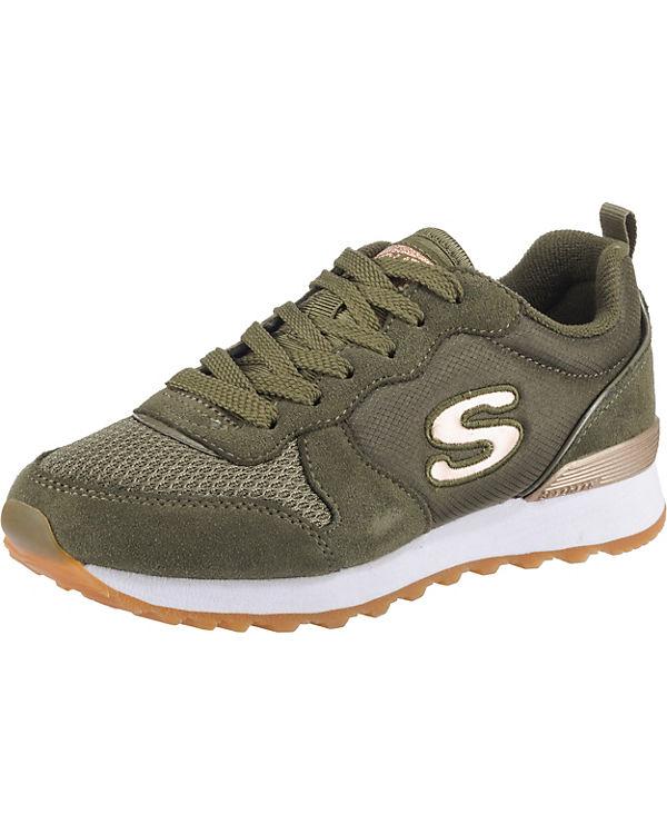 SKECHERS Low nbsp;GOLD'N 85 Sneakers 85 GURL gr眉n SKECHERS OG OG ZnaE6q8