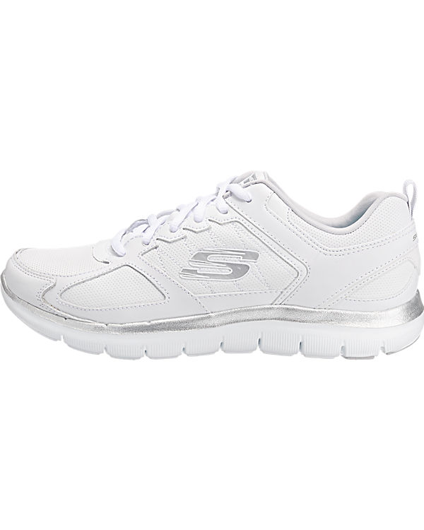SKECHERS SKECHERS Flex Appeal 2.0 Good Timing Sneakers weiß