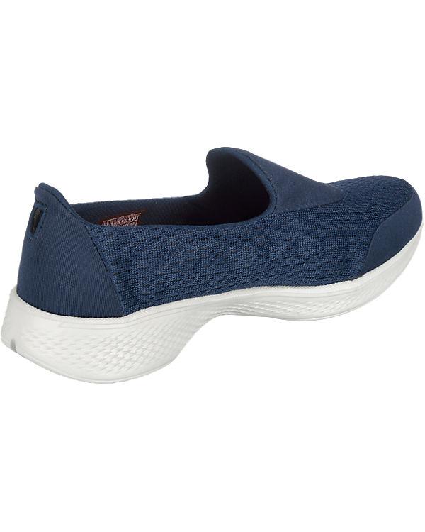dunkelblau SKECHERS Go Sneakers Pursuit 4 Walk SKECHERS Bw0WTa84