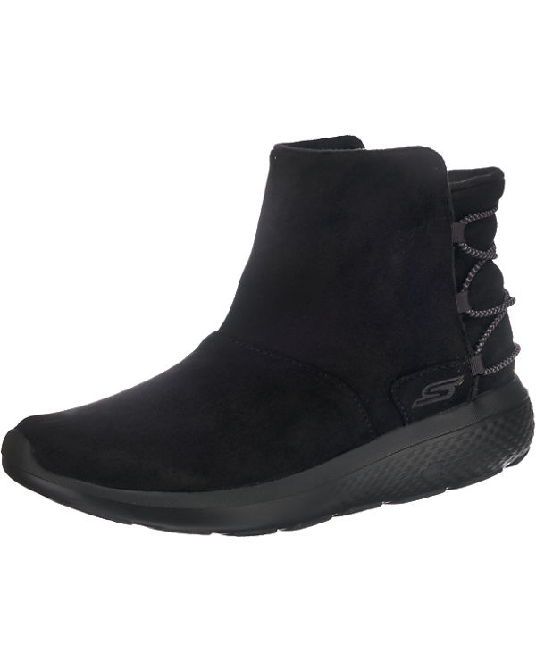 SKECHERS, SKECHERS Stiefeletten, On-The-Go City 2 Adapt Stiefeletten, SKECHERS schwarz c817ce