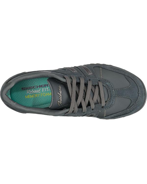 SKECHERS, SKECHERS Breathe-Easy Modern Day grau Sneakers, grau Day d520a4