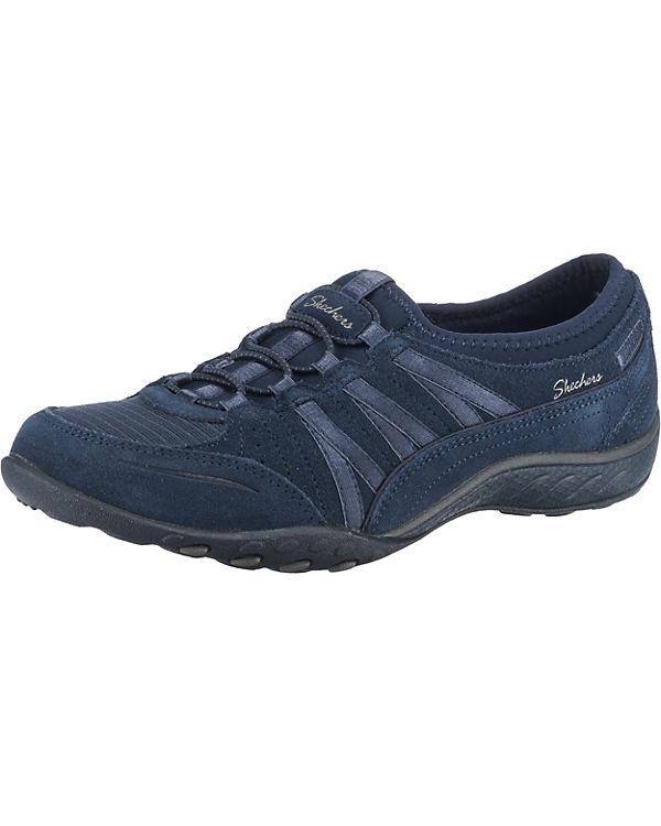 SKECHERS, BREATHE-EASYMONEYBAGS BREATHE-EASYMONEYBAGS BREATHE-EASYMONEYBAGS Sneakers Low, blau 5eb9b0