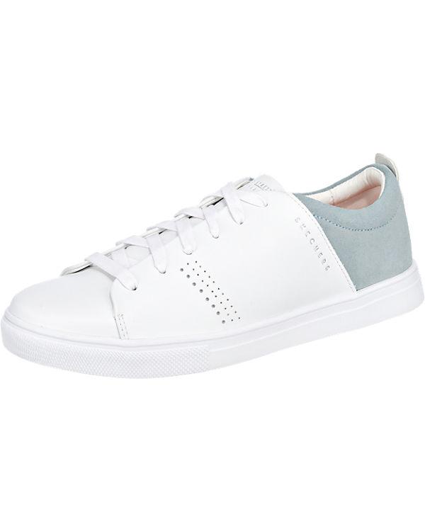 SKECHERS SKECHERS Moda Clean Street Sneakers weiß Modell 1